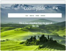 Countryside Hospedagem de site JEX Host